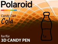 Polaroid 3D Candy Cartridge 40 x Cola